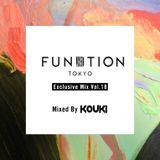 FUNKTION TOKYO Exclusive Mix Vol.18 By DJ KOUKI