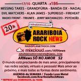 # 186 Arariboia Rock News - 17.10.2018 - O Amor é Lindão