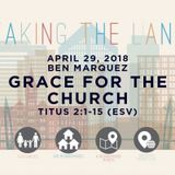 Grace for the Church