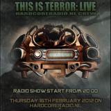 Subversion @ This Is Terror - Hardcoreradio.nl - 16-02-2012