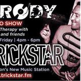 WWW.TRICKSTAR.FM -29thJan2016Brody's Music Therapy Show Live  4-6pm