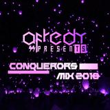 Afredy Presents Conquerors Mix 2018
