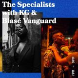 The Specialists with KG and Special Guest Blasè Vanguard - 12.02.19 - FOUNDATION FM