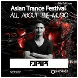 FIRR - Asian Trance Festival 5th Edition 2016-NOV-6