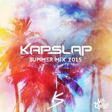 Kap Slap - Summer Mix 2015 (www.BreakZ.us)
