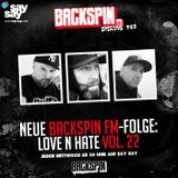 BACKSPIN FM # 423 - Love N Hate Vol. 22