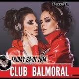 dj PCP @ Balmoral Invites La Rocca 24-01-2014 p1
