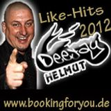 Deejay Christin alias Deejay Helmut - Like-Hits-3