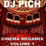 DJ Pich - Cinema Megamix Vol 1 (Section The Party 2)