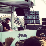 ANDREA OLIVA / Live from Ants at Ushuaia Beach Club / 17.08.2013 / Ibiza Sonica