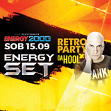 Energy 2000 (Przytkowice) - RETRO PARTY pres. DA HOOL Live Mix (15.09.2018)