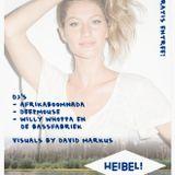 Heibel Promomix - WILLY WWOPA & De Bassfabriek (MIxed By Thoman)