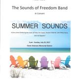 Sounds of Freedom 2017 Summer Concert