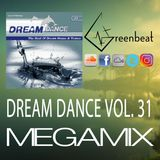 DREAM DANCE VOL 31 MEGAMIX GREENBEAT