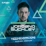 JORDAN SUCKLEY live at TRANCEFORMATIONS 2018 - EUFORIA FESTIVALS (2018-02-10)