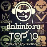 DnBInfo.ru - Top 10 (20.07.15)