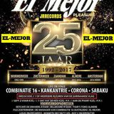 EL-MEJOR 25 YEARS MXT@JRRECORDS