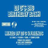 Switch | DJ C's Birthday Bash Mix