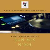 RUN MIX 005 by Nikita