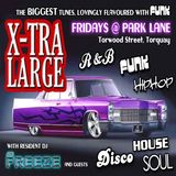 Joe Freeze - X-tra Large Vol.1 (Funky Beats / Disco / Deep & Funky House mix( 2004