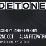 Seamus Haji's Big Love - 03.12.16 - Detone guest Mix feat Enzo Siffredi live at The Arch Brighton