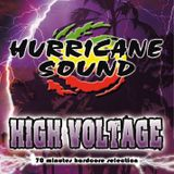 Hurricane Sound - High Voltage Mix CD (2007)