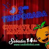 21er programa 2da temporada chupate esta mandarina 1AÑO DE PROGRAMA con Rafael De La Torre 25-7-15