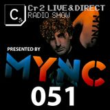 MYNC presents Cr2 Live & Direct Radio Show 051 [09/03/12]