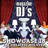 Magazine DJs - SHOWCASE18