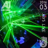 Jay5 Live @ Club AU (2016-03)