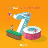 Zebra - 170 July Mix