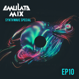 Emulate Mix - EP10 - Synthwave Special