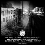 160 Show w/ Ashes57, Cloy, Gunjack & DJ Hank - 23rd January 2018