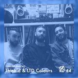 Tsinoshi Podcast #44: THINK'D & LTD COLOURS