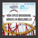 Tuc On Tuesday Podcast - High Speed Broadband - 300713