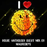 House Anthology part 10 guest mix by Maurodb98