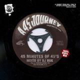 DJ BUK - A 45 JOURNEY 2012