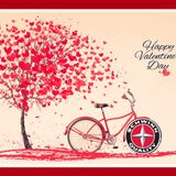 Lovers ultimate ride - special Valentine's Day