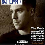 Sunday Sunset Sessions @ The Deck - Nusa Lembongan | DJ LPR 2017