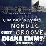 Nordic Groove with Guest DIANA EMMS (USA)