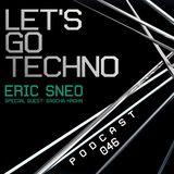 Let's Go Techno Podcast 046 with Sascha Krohn