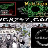WCR247 Interview with NONHUMAN ERA on Metal Angel's WHRockshow