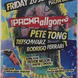 Rodrigo Ferrari, Live @ Pacha Ibiza, July 2012 - Part 1.