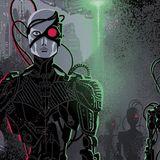 Kyborg - Into the Dark Forest (Dark/Forest Mix @ Soundwave Radio, 11-12)