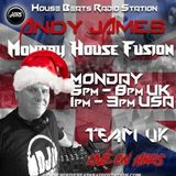 Monday House Fusion Show - House Beats Radio Station 24-12-18