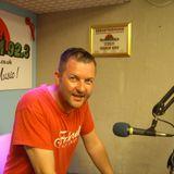 DJ Steve Stack Of Wax ~ ROCKIN' RADIO with guest Rimshot's John Lewis ~ 6 August 14 ~ Parts 1 & 2