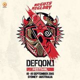 10 Years Noisecontrollers @ Defqon.1 Festival Australia 2015