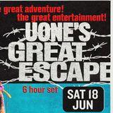 Live @ Uones Great Escape