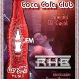 RHB at Coca Cola Club (Episodio 26) Conduccion Gaston Magneto (Live)