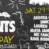 Nic Fanciulli b2b Andrea Oliva - Live @ Ants Party (Ushuaia Ibiza) - 29-JUL-2017